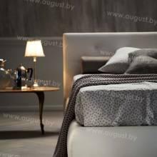 """Кровать с мягким изголовьем AL-0013 """"Armonio"""""""