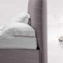 """Кровать с мягким изголовьем AL-0356 """"August Cassandra"""""""
