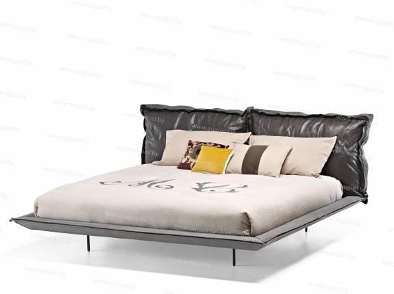 """Кровать с мягким изголовьем AL-0090 """"August Las Vegas"""""""