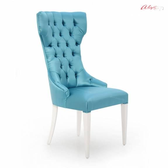 "Обеденный стул ACH-0006 ""August Princess"" blue"