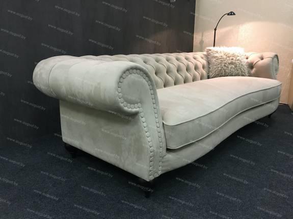 """Дизайнерский диван AS-0250 """"August Bentley"""""""