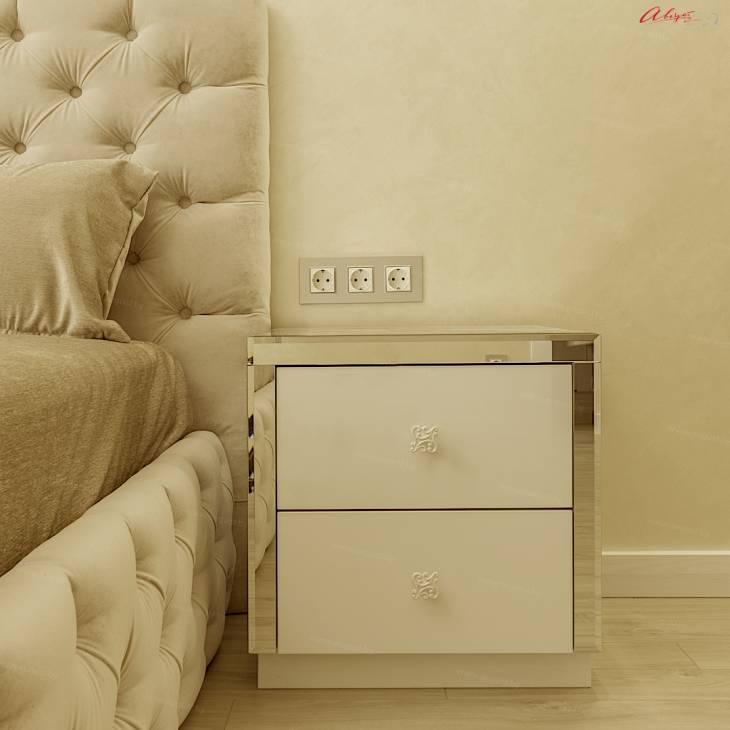 "Прикроватная тумбочка ABT-0181 ""August Sweet Luxury"""