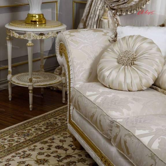 """Эксклюзивный диван в классическом стиле AS-0015 """"August Bonaparte"""""""